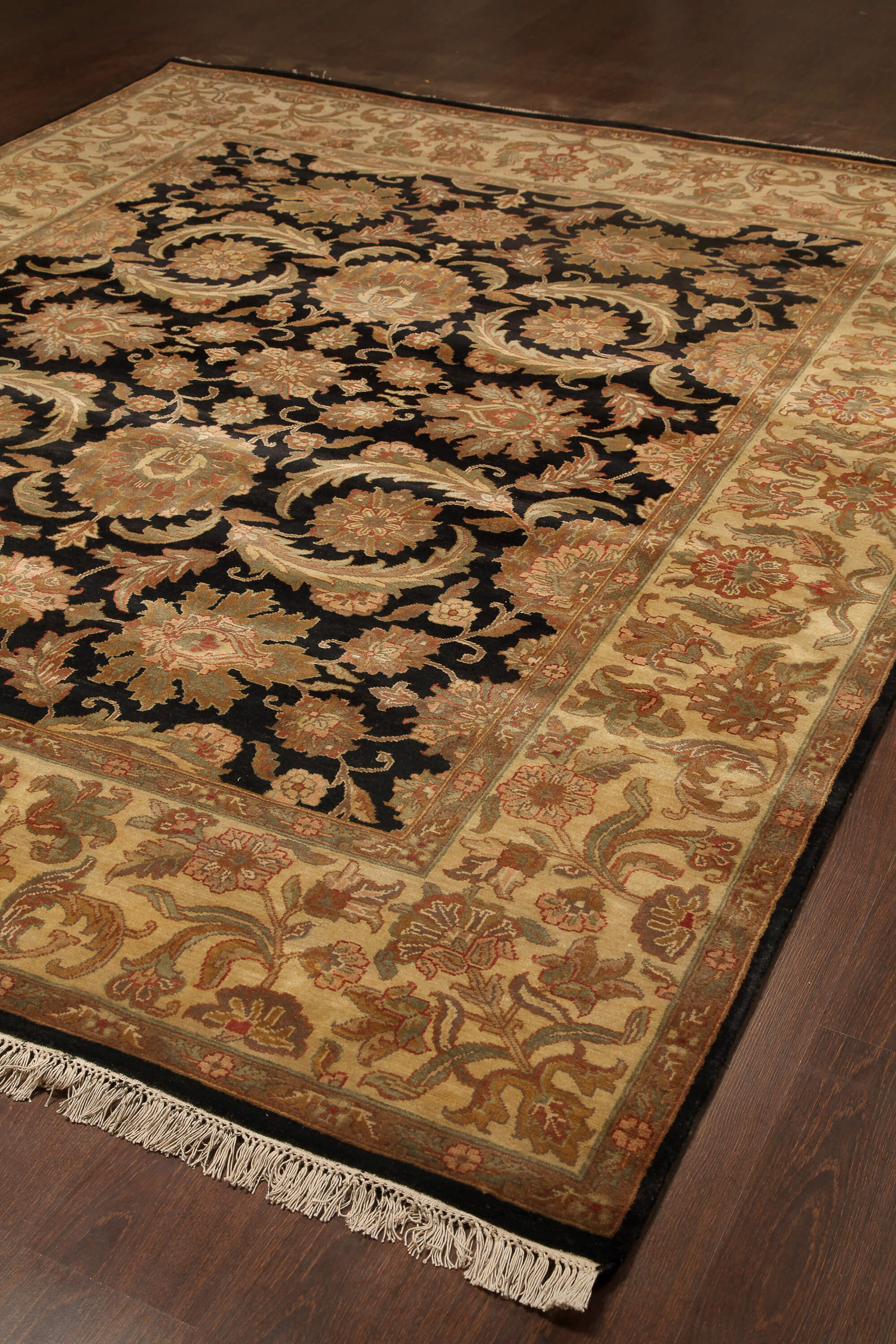 wool htm cotton brown light amp romo rug